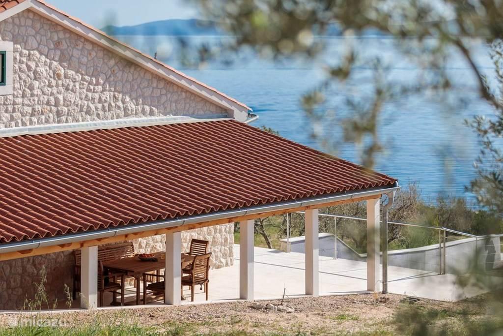 Vacation rental Croatia, Dalmatia, Zizanj Villa Hideaway Villa Zizanj