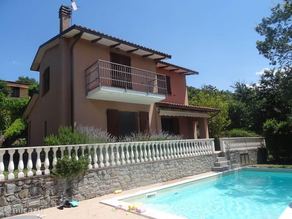 Vakantiehuis Italië, Umbrië, Magione - villa Casa Felisole