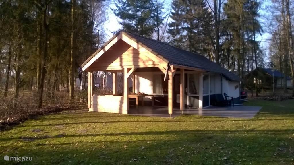 Vakantiehuis Nederland, Limburg, Stramproy - bungalow Vosseven Wezel no 17