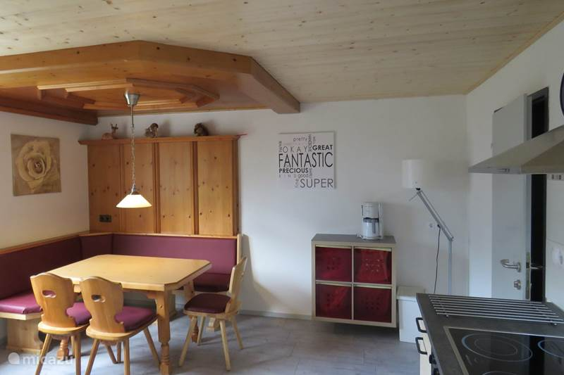 Vakantiehuis Oostenrijk, Tirol, Zell am Ziller Appartement Braunhof Apartement Ziller