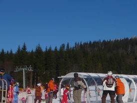 Ski arena Hochficht