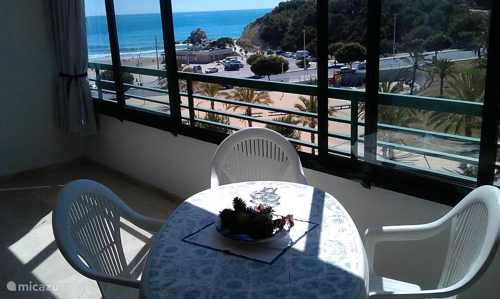 Vakantiehuis Spanje, Costa Blanca, Benidorm - appartement Vakantie App. La Cala, Finestrat