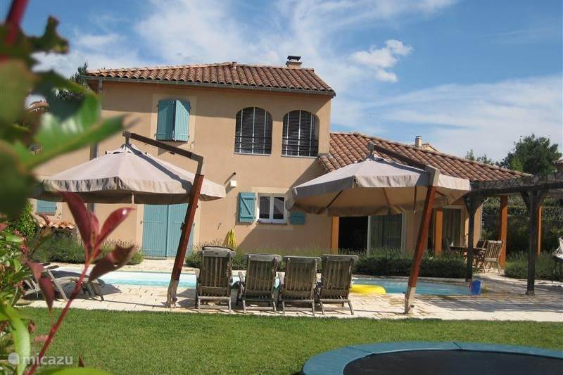Vacation rental France, Ardèche, Vallon-Pont-d'Arc Villa Le Sanglier