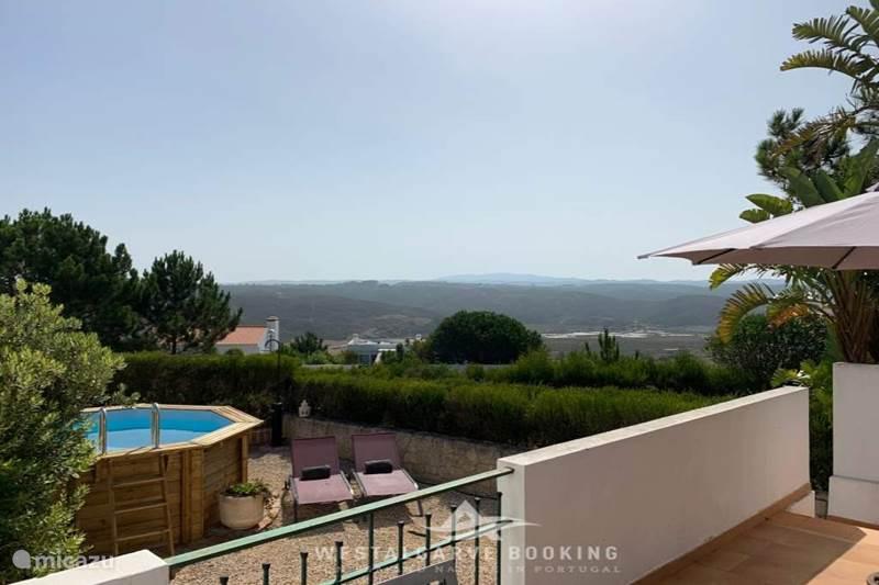 Vakantiehuis Portugal, Algarve, Aljezur Vakantiehuis Royaal huis, strand op loopafstand