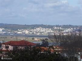 nog een mooi plaatje van het uitzicht vanaf het vakantiehuis,