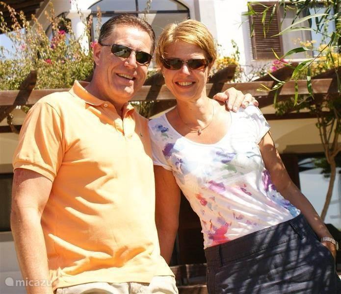 John en Mariska Larssen