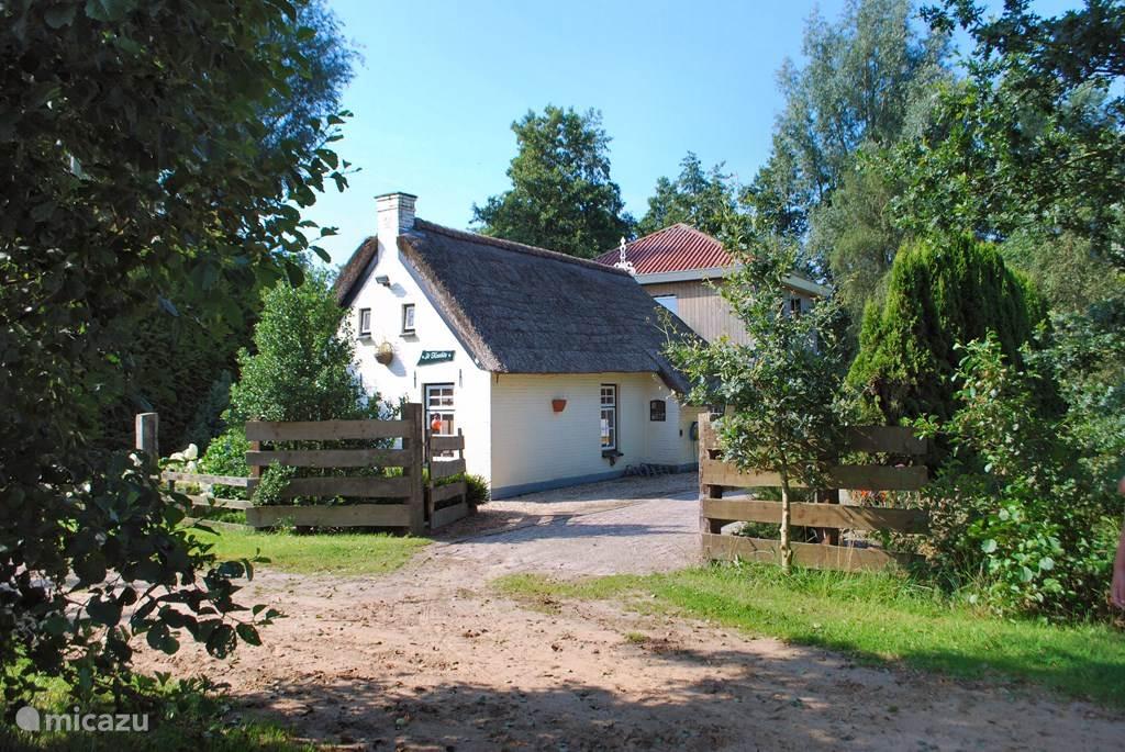 Super centraal en toch afgelegen met rust en privacy voor 3 personen. Een knus landhuis aan een idyllisch zandpad in de Noordelijke Friese wouden. Tussen Leeuwarden, Dokkum, Drachten en Lauwersmeer.