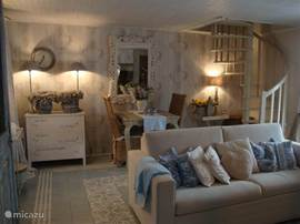 Salon de Charme oftewel de gezellige woonkamer