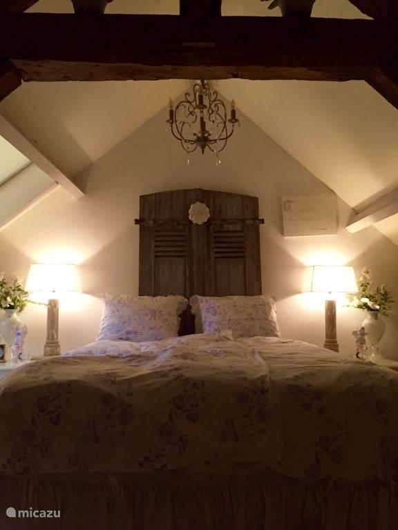 Slaapkamer op de eerste etage