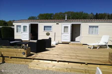 Vacation rental Netherlands, Zeeland, Burgh Haamstede mobile home 1 to 6 person BK Hallmark