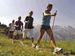 Fantastic Nordic walking trails for every level