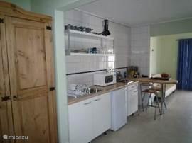 1 slp.kamer appartement keuken