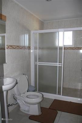 Each apartment or studio with own bathroom