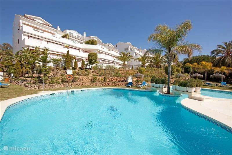 Vacation rental Spain, Costa del Sol, Marbella apartment Beach House Elviria