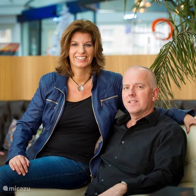 Brigitte en Theo van Kuijk