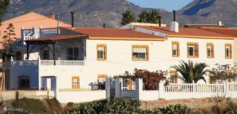 Vakantiehuis Spanje, Andalusië, Albox Appartement Villa Damara - Appartement Oliva