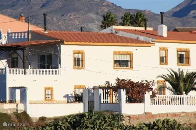 Vakantiehuis Spanje, Costa de Almería, Albox Appartement Villa Damara - Appartement Oliva