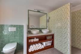 Badkamer appartement Oliva