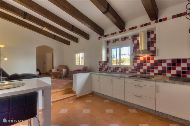 Vakantiehuis Spanje, Costa de Almería, Albox Appartement Villa Damara - Appartement Cereza