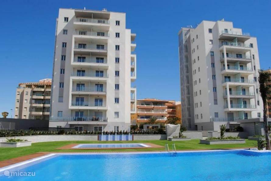 Vakantiehuis Spanje, Costa Blanca, Torrevieja Appartement AquaNature Zeezicht Nieuwbouw LaMata