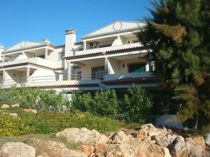Vakantiehuis Portugal, Algarve, Almancil geschakelde woning Ocean view beach townhouse