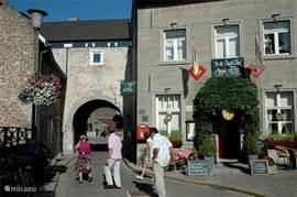 Oud-Rekem, 1 van de kleine, gezellige restaurantjes