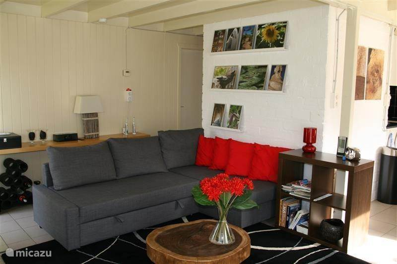 Vacation rental Belgium, Limburg, Rekem Bungalow Holiday cottage Sonnevijver B59