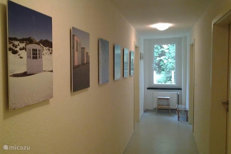 Vakantiehuis Duitsland, Harz, Allrode Appartement Naturferiënhaus Luppbodemuehle Geel