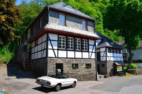 Vakantiehuis Duitsland, Eifel, Monschau - appartement Huismeesterwoning