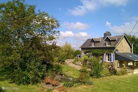 Vakantiehuis Frankrijk, Manche – vakantiehuis la chardiere