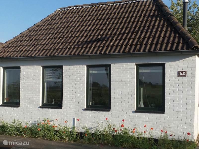 Vakantiehuis Nederland, Groningen, Molenrij - vakantiehuis Marne-Huis