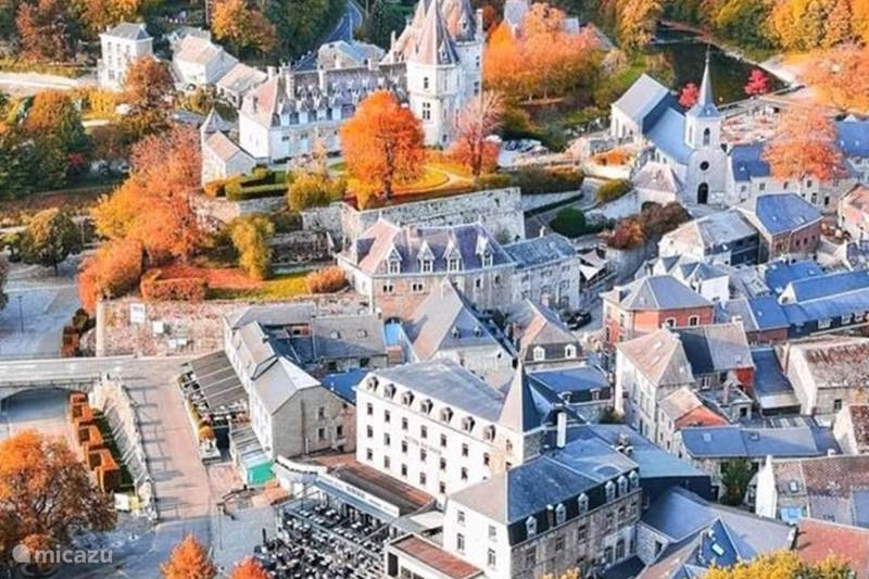 Ferienwohnung Belgien, Ardennen, Durbuy Appartement La Villa des Roses - Durbuy