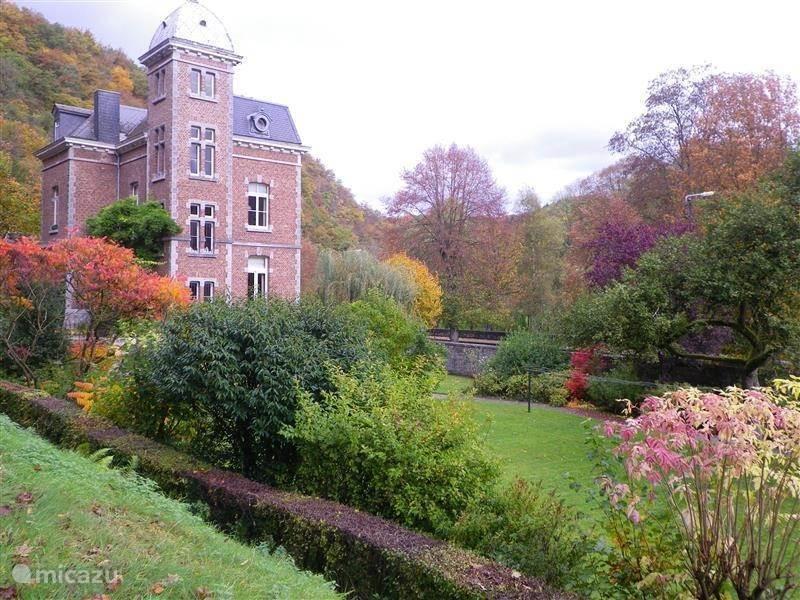 Vakantiehuis België, Ardennen, Durbuy appartement La Villa des Roses - Durbuy