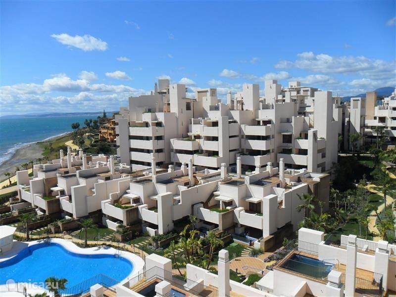 Vakantiehuis Spanje, Costa del Sol, Estepona Penthouse Bahia de la plata