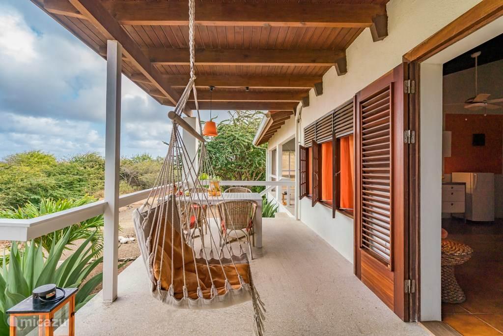 Vakantiehuis Curaçao, Banda Abou (west), Sint Willibrordus Appartement Villa San Sebastian Flamboyan