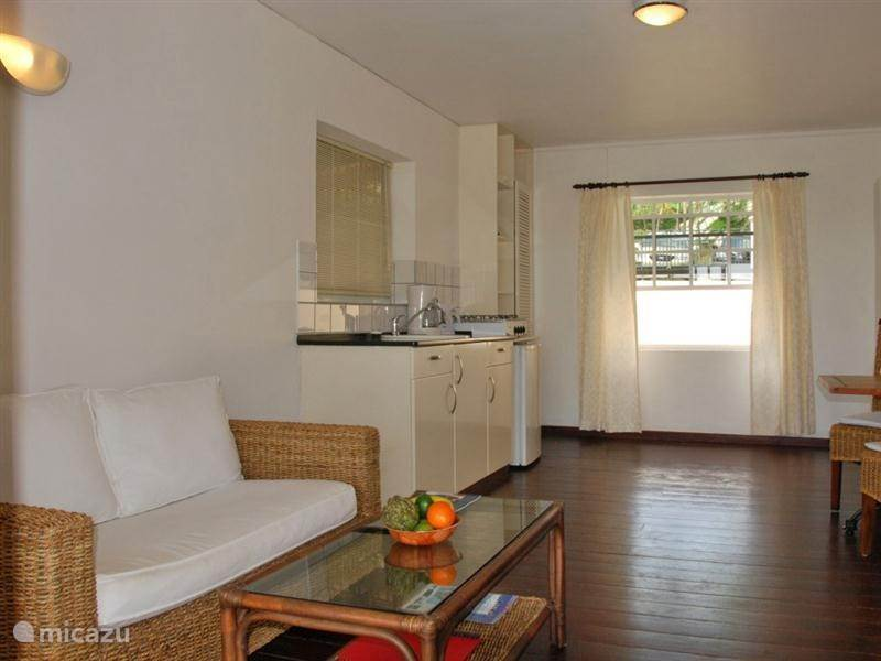 Vakantiehuis Curaçao, Banda Ariba (oost), Spaanse Water Appartement Curavilla, appartement 1