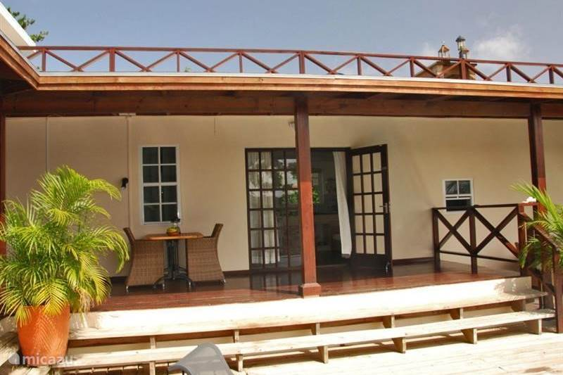 Vakantiehuis Curaçao, Banda Ariba (oost), Spaanse Water Appartement Curavilla, appartement 3