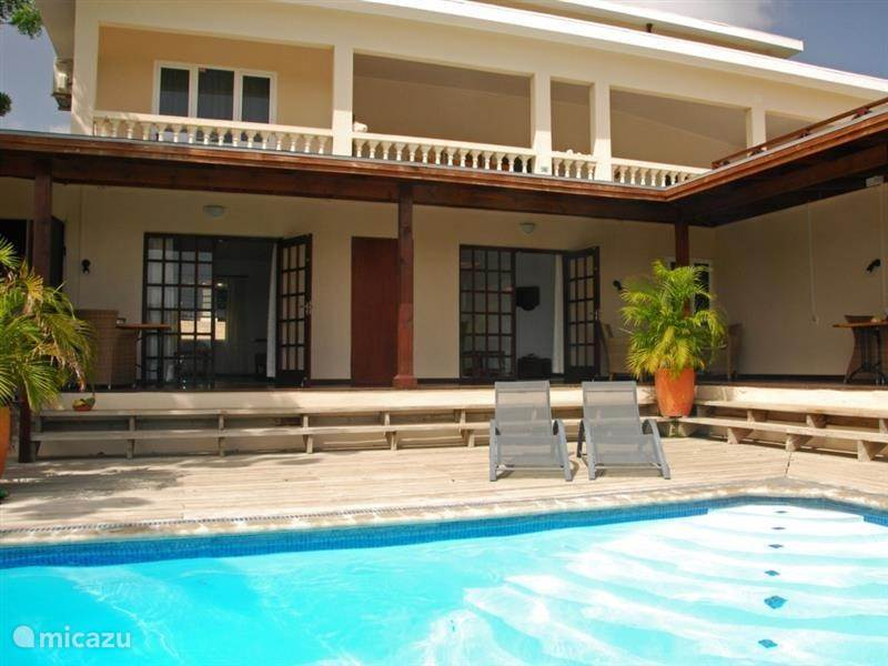 Vacation rental Curacao, Banda Ariba (East), Spaanse Water apartment Curavilla apartment 2