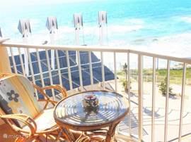 En een schitterend uitzicht vanaf balkon 2