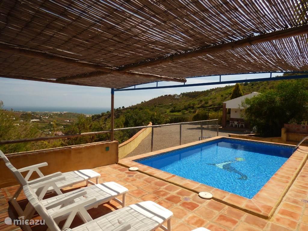 Ook te huur: Villa Cajiz 1 *** max 4 personen. MAIL OF BEL VOOR MEER INFO.