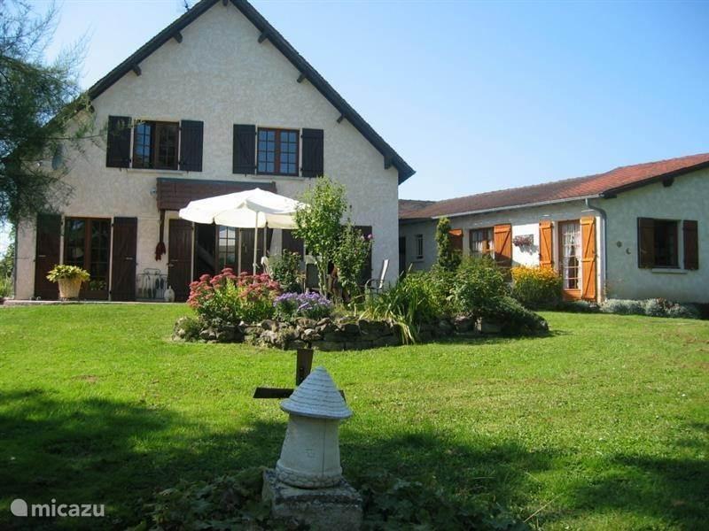 Vakantiehuis Frankrijk, Bourgogne, Chatillon En Bazois - gîte / cottage Moulin de Spouze