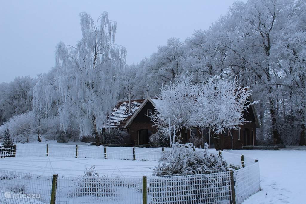 Erve Getkot in winterse sferen