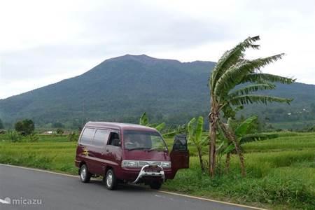 Hoe komt u naar vakantiehuis Cici in Patai, Padang Magek?