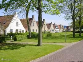 Een van de mooie streken in het oude dorp.