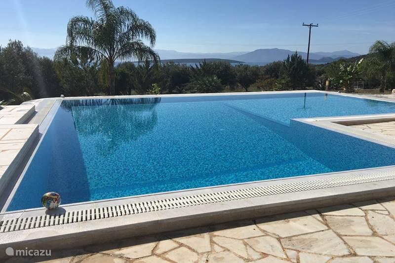 Vakantiehuis Griekenland, Peloponnesos, Kantia Villa Luxe vrijstaande Villa Livadia