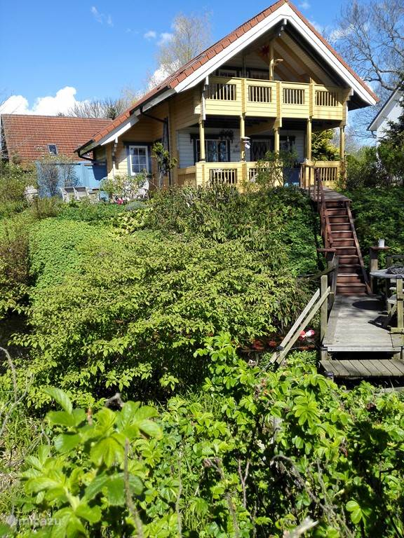 spacious veranda of 15 m2
