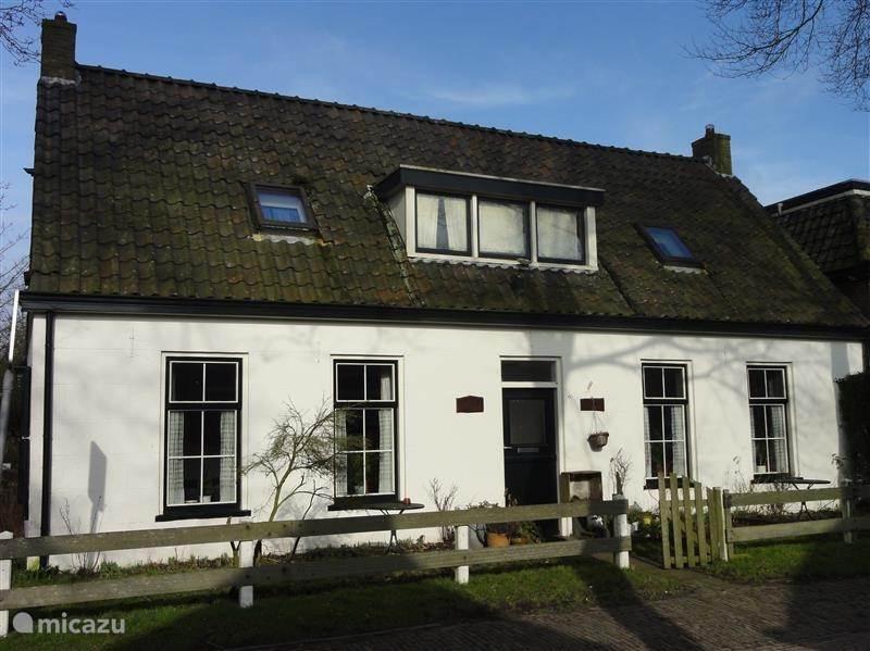 Vakantiehuis Nederland, Schiermonnikoog – appartement middenstreekwest