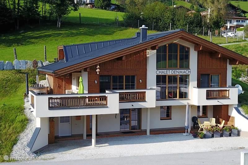 Vakantiehuis Oostenrijk, Salzburgerland, Neukirchen am Grossvenediger Chalet Chalet Denmach zonnige top lokatie
