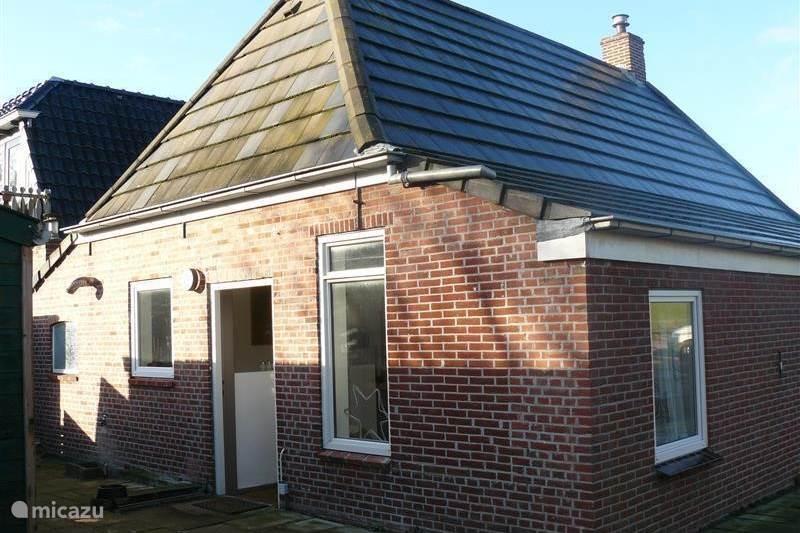 Vakantiehuis Nederland, Friesland, Wierum Vakantiehuis Friesland aan Zee