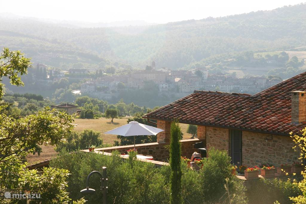 Vakantiehuis Italië, Umbrië, Piegaro Villa Luxe CASA MAZZO